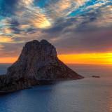 Isla de Es Vedra en Ibiza