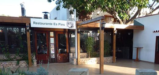 Restaurante Es Pins - Ibiza