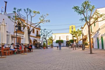 Santa Gertrudis Ibiza, un pueblo imprescindible en el centro de la isla