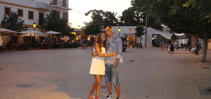 Santa Gertrudis en Ibiza