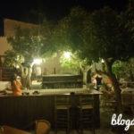 Terraza del Bar Can Berri en Ibiza durante el verano