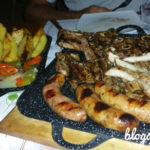 Parrillada en Bar Can Berri en Ibiza (San Agustin)