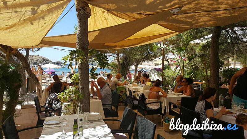 Restaurante Can Jaume en Cala Vadella (Ibiza) 01