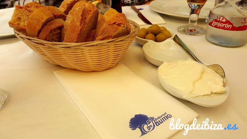 Restaurante Can Jaume en Cala Vadella (Ibiza) 06