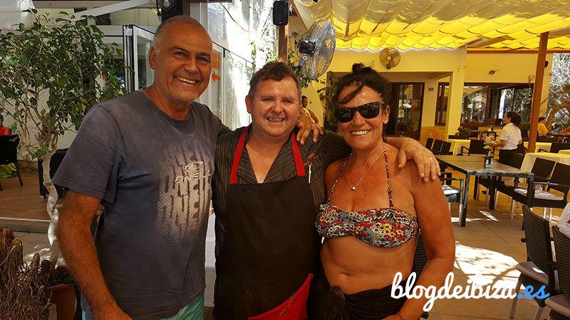 Restaurante Can Jaume en Cala Vadella (Ibiza) 02