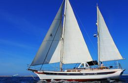 Alquilar un velero o motora en Ibiza con Blue Ocean Ibiza