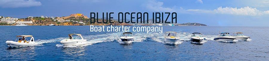 Navegando con Blue Ocean Ibiza - Alquiler de veleros