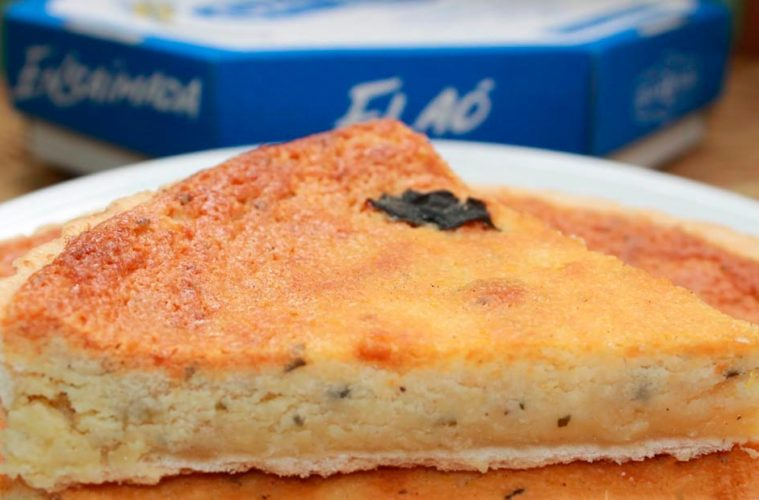Flaó: receta casera de postre tipico de Ibiza