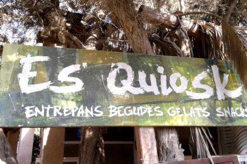 Es Quiosk Cala Vadella - Bocateria y bebidas